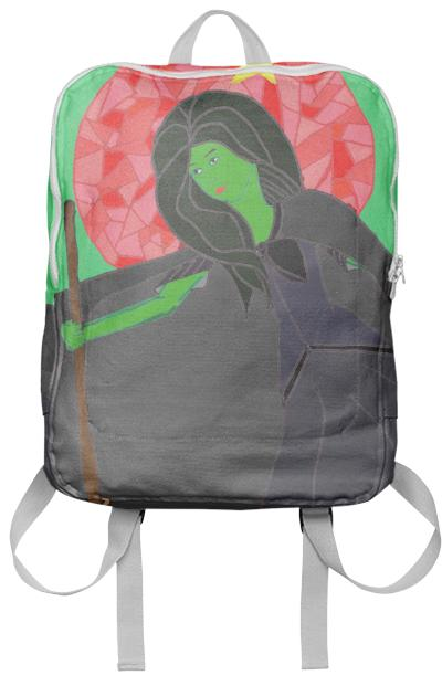 Elphaba backpack