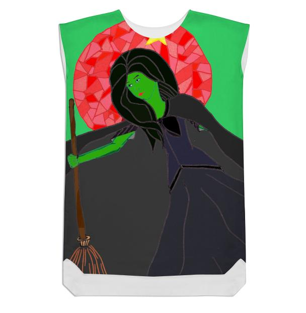 Elphaba dress