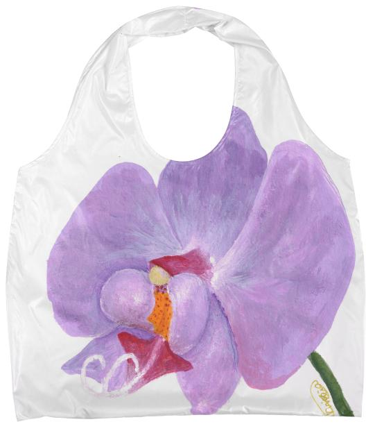 orchid bag