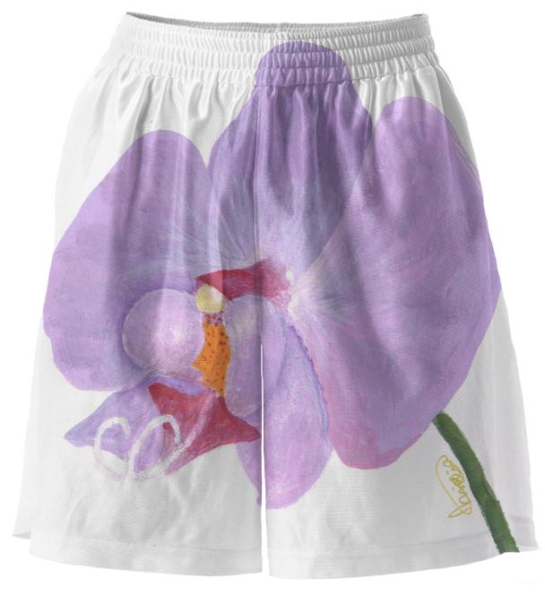 Orchid shorts