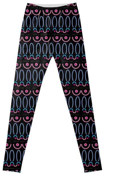 bunny breast SFC leggings