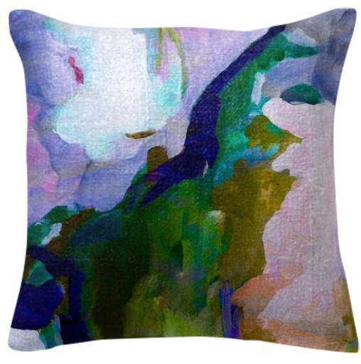 Legs Painting Pillow