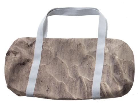 BEACHY DUFFLE BAG