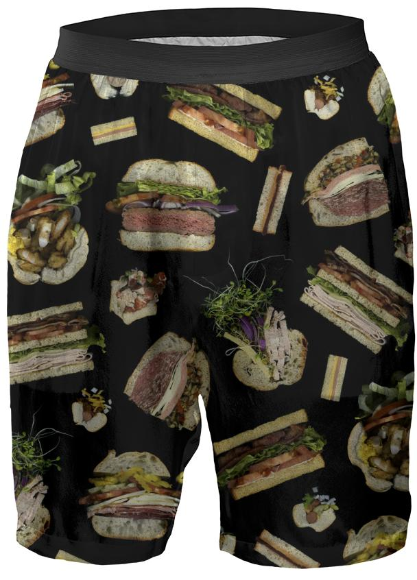 Scanwiches Pattern Boxers