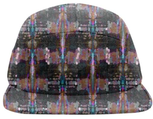 Alternative Plaid Hat