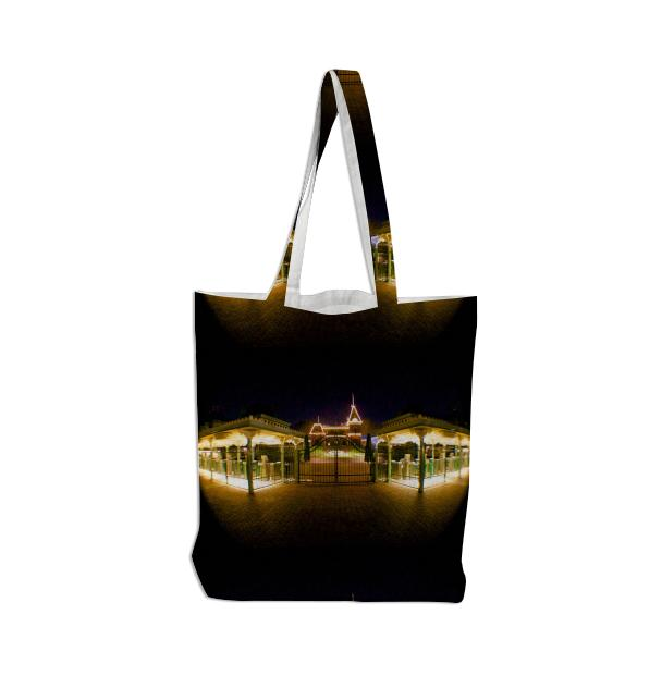 Disneyland Entrance Night Tote