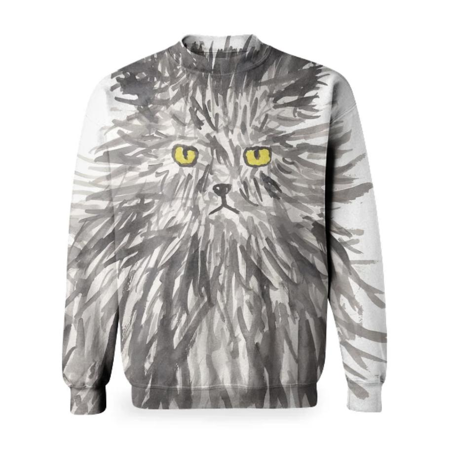BLACK CAT SELBY SWEATSHIRT