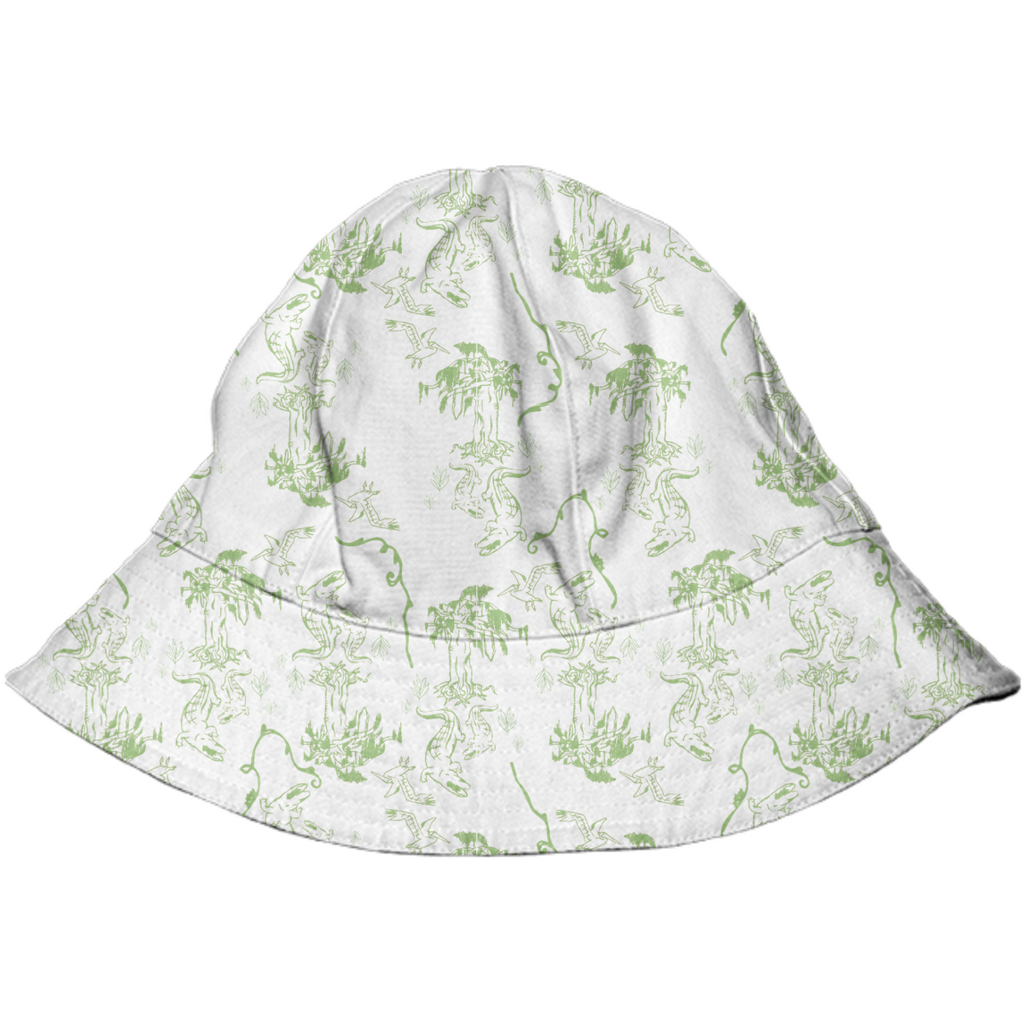 Louisiana Swamp Kids' Bucket Hat