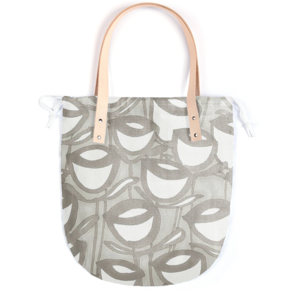 Cup summer tote