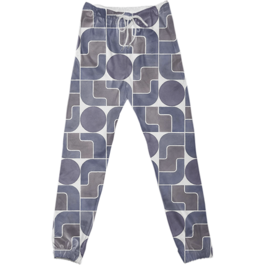 Monte Albán Mod cotton pants by Frank-Joseph