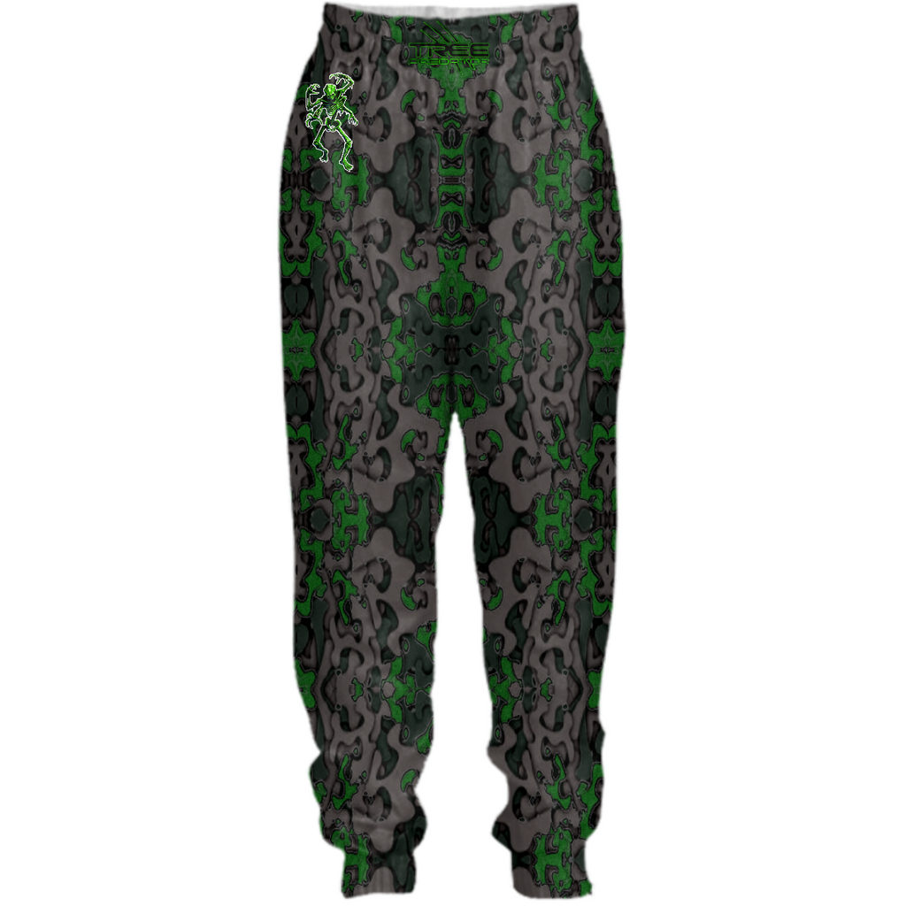 SKELETON CAMO PANTS