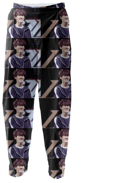 Hwanhee Up10tion Relaxed Pant