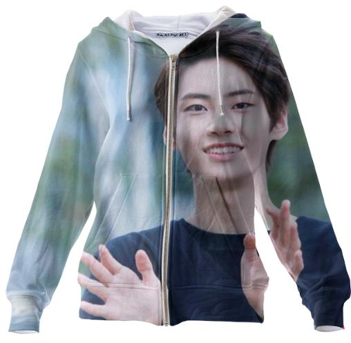Wei Up10tion Zip up Hoodie