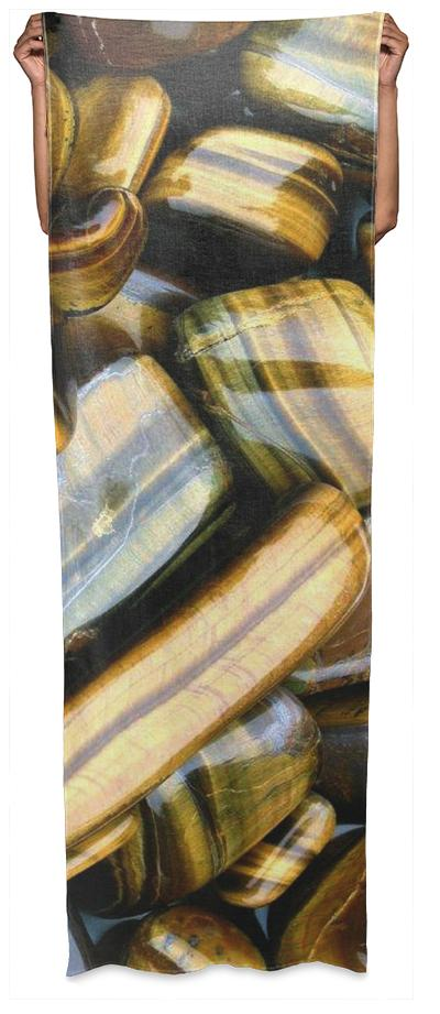 Tigers Eye Scarf