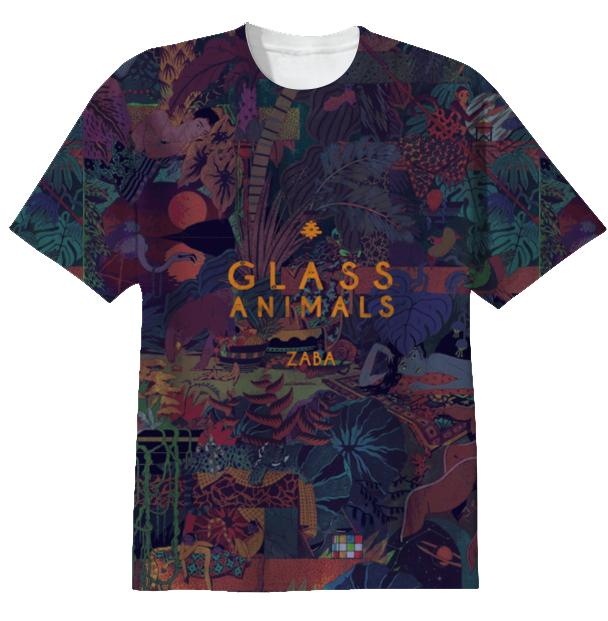 Glass Animals T Shirt