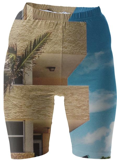 Vacation Bike shorts