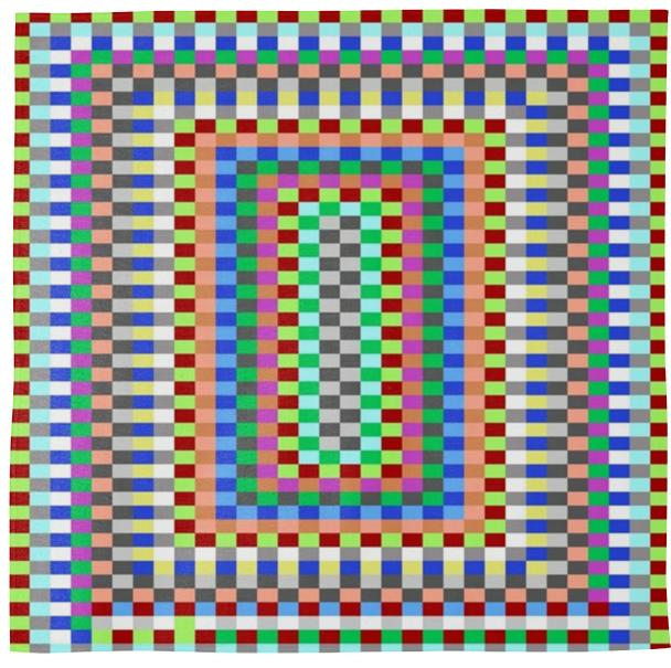 OP ART Color Bars