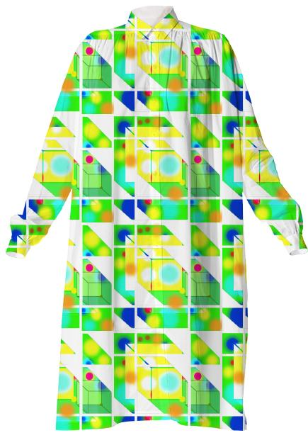 Flashcube Shirtdress