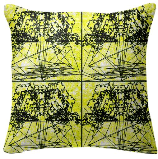 Atlantis 4x4 Pillow