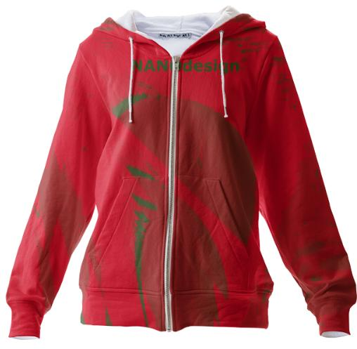 Zip Up Hoodie PALMS COLLECTION PALMS NO 7