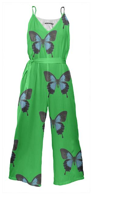 Butterflies Jumpsuit