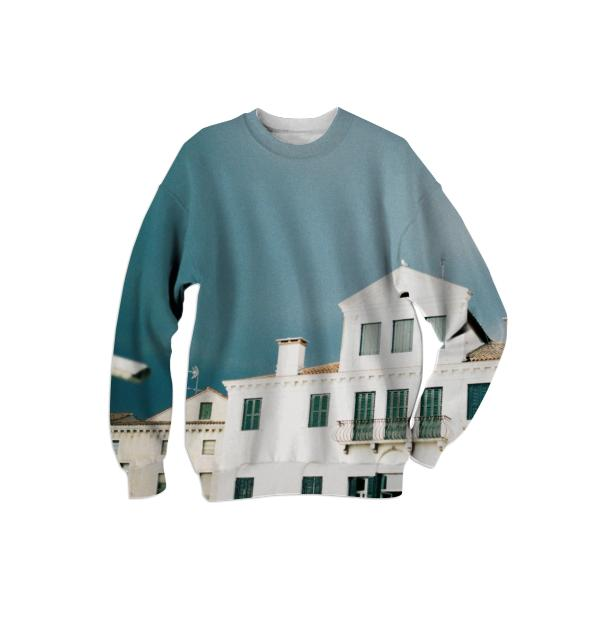 VENETIAN ARCHITECTURE SWEATER