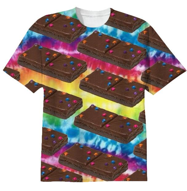 Cosmic Brownie tshirt