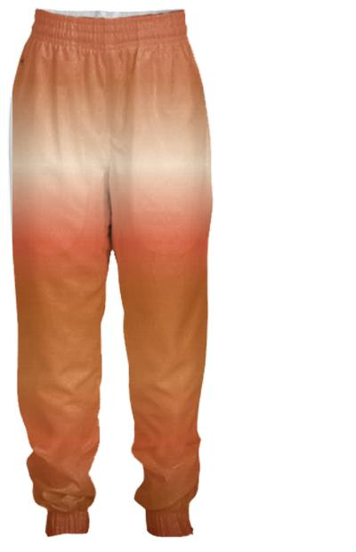 Peaches and Chocolate Tracksuit pants