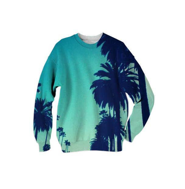 L A Palms Sweatshirt