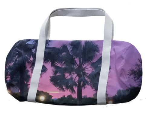 Miami Nights Duffle Bag