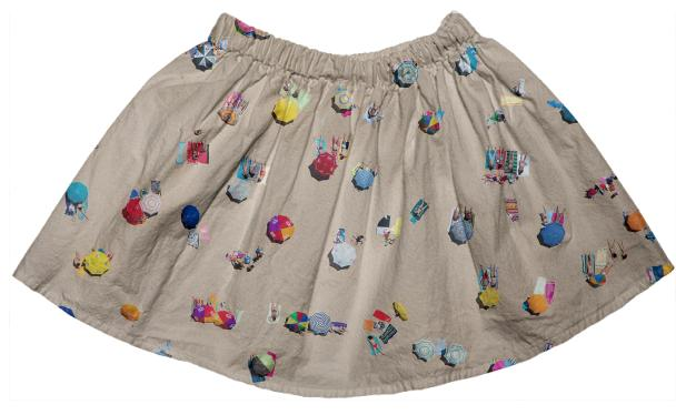 Beach Kids Skirt