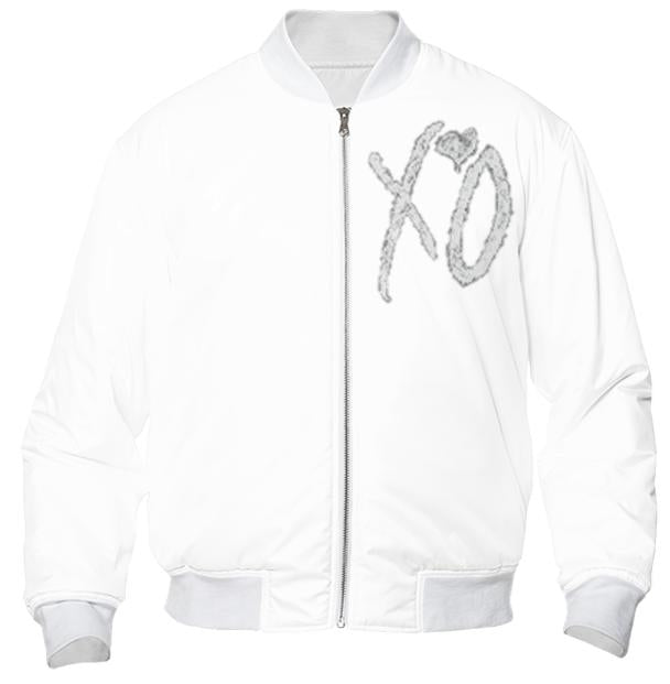 casual shoes good quality famous brand The Weeknd XO Bomber Jacket - PAOM