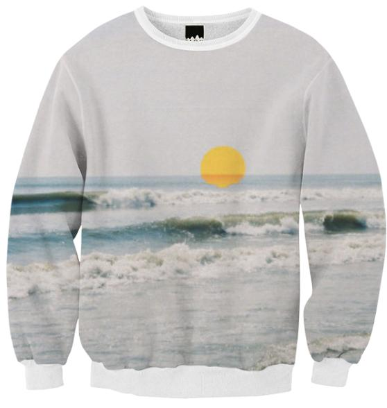 you me and the sea sweatshirt