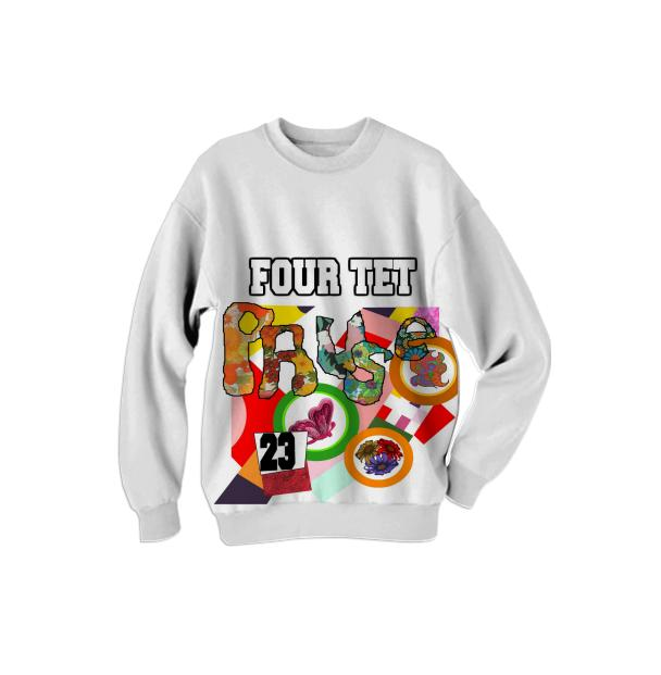 ICONIC Four Tet Pause Sweater