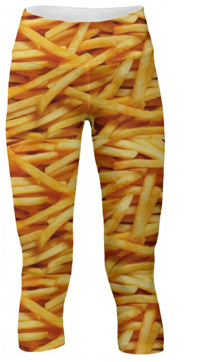 work out fries