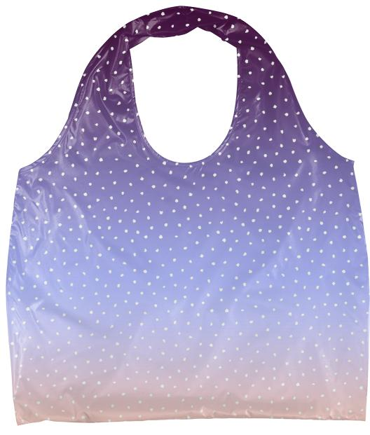 Twilight Dots Eco Tote