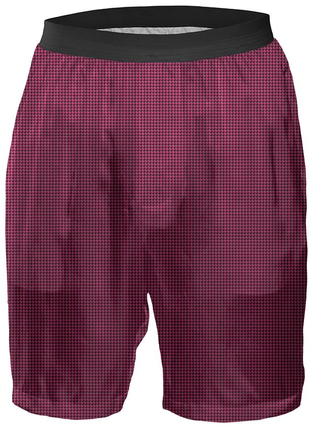 ROSE PINK Boxer Shorts