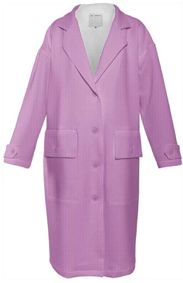 PINK FLAMINGO Trench
