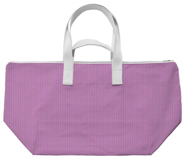 PINK FLAMINGO Weekend Bag
