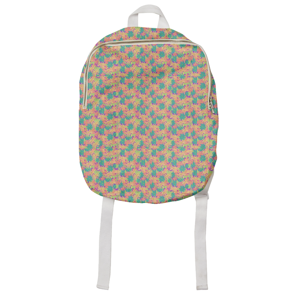 Flower Garden Kids Backpack