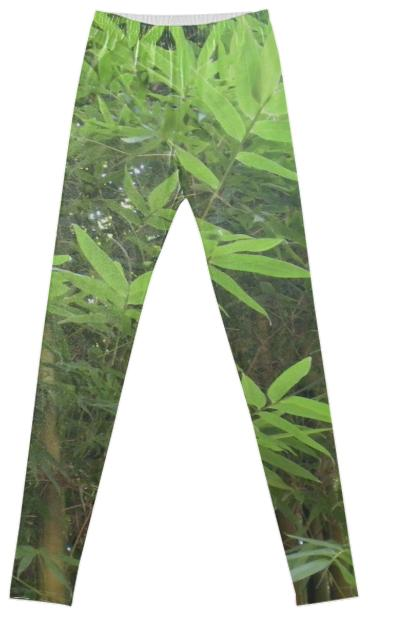 Bamboo 0413 Fancy Leggings
