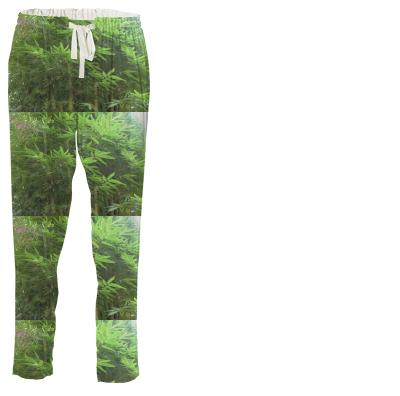 Bamboo 0413 Drawstring Pants