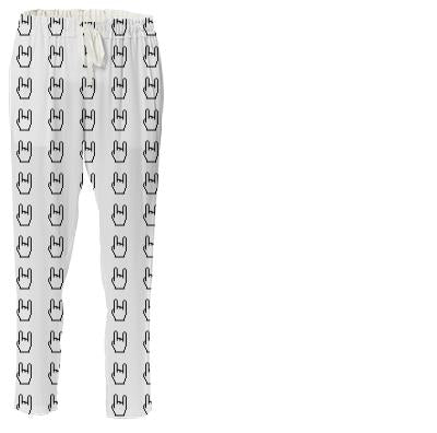 I m awesome cursor pants