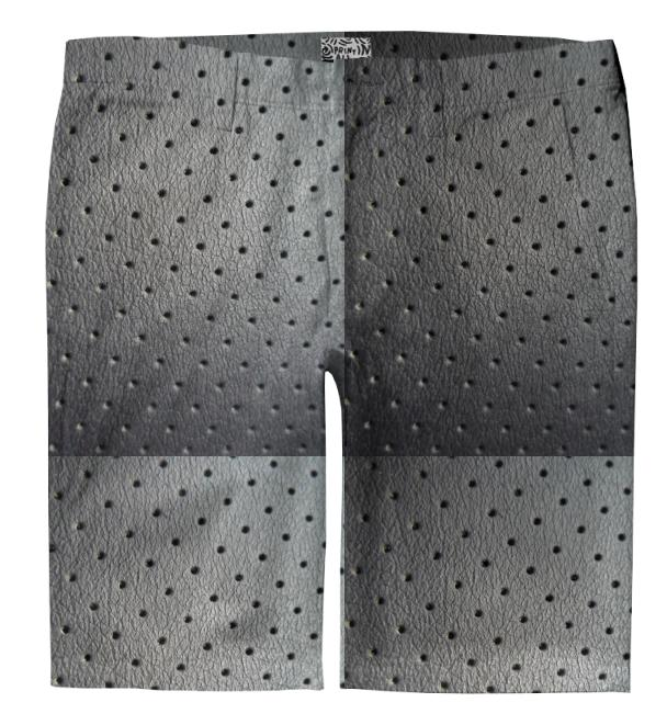 OKC 037 Perforated Leather