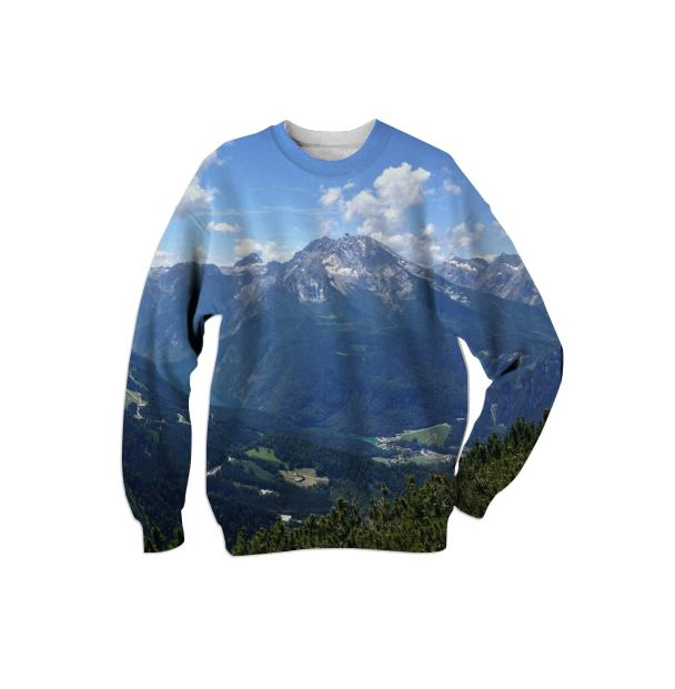 In the Mountains Sweatshirt