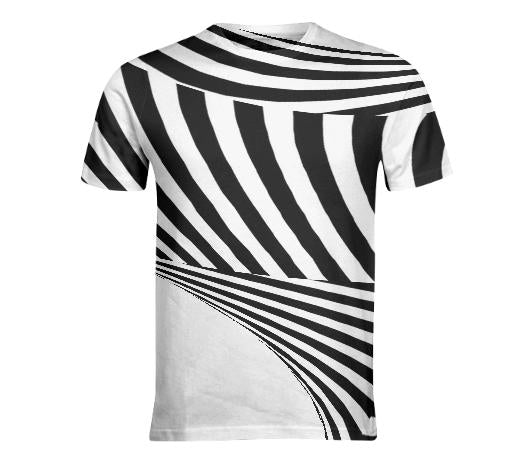 Optical illusion T Shirt 3
