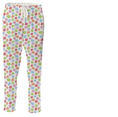 Wibbly Wobbly Flowers Drawstring Pant