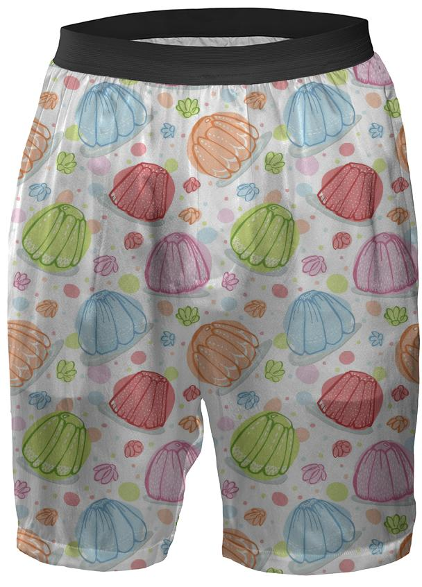 Wibbly Wobbly Jelly Boxer Shorts