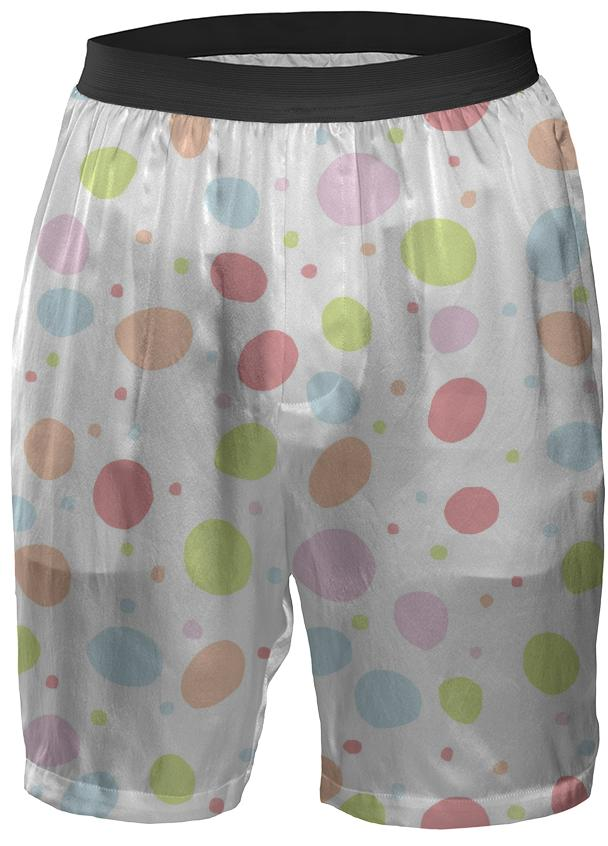 Wibbly Wobbly Dots Boxer Shorts