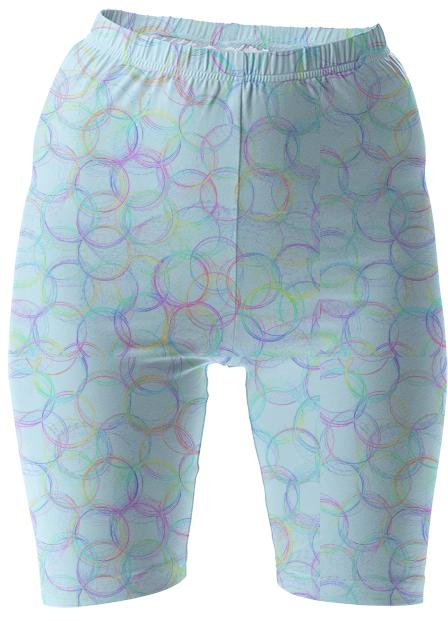 Bubble Up Bike Shorts